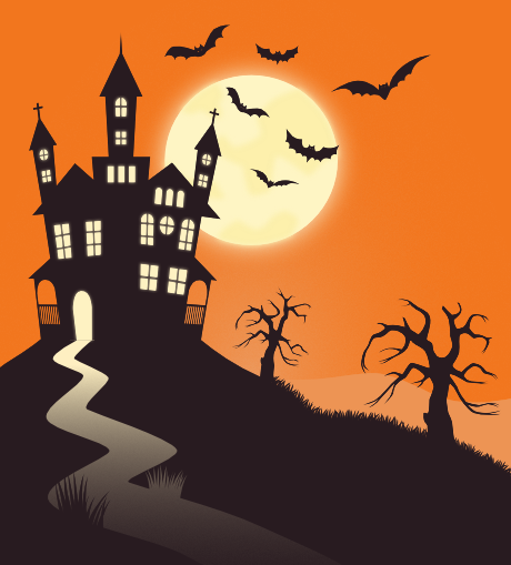 Free Halloween Poster Templates Download - SL-Inspiration
